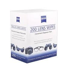 <b>200pcs Zeiss Pre moistened</b> Microfiber Cleaning Cloths Wipe ...