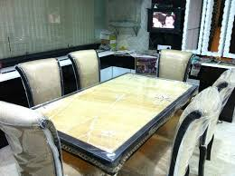 plastic dining chair covers plastic protective dining chair covers