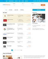 Buy Job Board Wordpress Theme For Recruitment Agency 2018