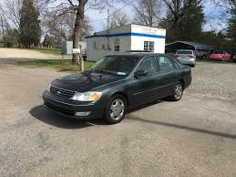 Green Toyota Avalon For Sale ▷ Used Cars On Buysellsearch