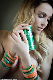 Resultado de imagem para cannabis energy drink