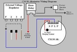 chevy one wire alternator diagram wiring diagram and schematic alternator wiring diagram one wire