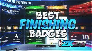 Nba 2k20 Best Finishing Badges - Best ...
