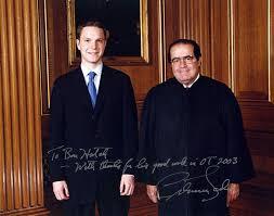 Federal prosecutor in Norfolk recalls working for Supreme Court ...