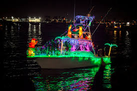 Mission Bay Parade Of Lights 2018 Where To Watch The 48th Annual San Diego Bay Parade Of