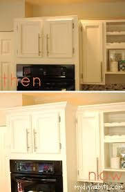 Adding Crown Molding To Kitchen Cabinets Awesome Design Ideas