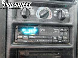 1994 ford explorer radio wiring diagram ranger gen f body tech 94 1992 Mustang Wiring Diagram at 99 04 Mustang Speaker Wiring Diagram