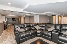 basement remodeling. Finished Basement Remodeling Project In Suburbs Of Chicago Il