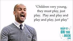 Pep Guardiola - Motivational Guardiola for Players, Fans & Coaches - YouTube