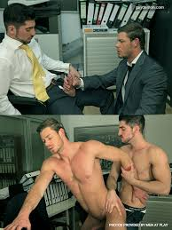 Gay sex at job interview