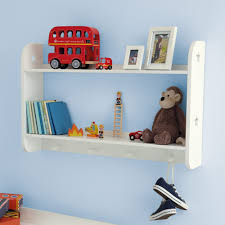 Shelves Childrens Bedroom Star Wall Shelves With Hooks Bookcases Bookshelves