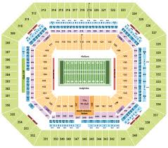 Hard Rock Stadium Seating View Under The Grand Chapiteau Nyc