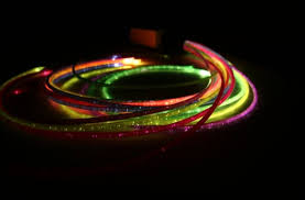 jumbo rainbow fibre optic lights sensory equipment