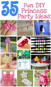 Diy Party Printables 35 Diy Princess Party Ideas About Family Crafts