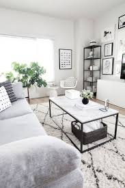 Black And White Living Room Best 25 Black White Decor Ideas On Pinterest Modern Decor