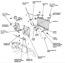 1997 acura rl engine diagram wiring diagram inside