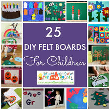 25 diy felt board ideas for children felt boards are such a great activity for