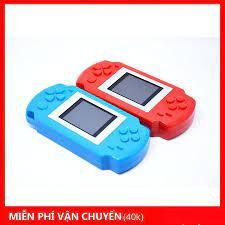 Máy chơi game 268 trò chơi thời 9X cực hay tặng pin tiểu chơi game SP60701