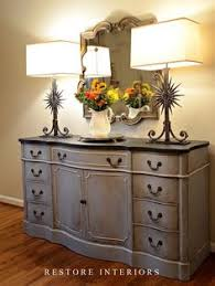 redo bedroom furniture. equal parts of annie sloan chalk paint in paris gray and louise blue by jenifer bedroom furnitureblue redo furniture d