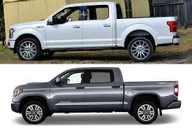 2018 Ford F250 Towing Capacity Chart 2018 Ford F 150 Vs 2018 Toyota Tundra Which Is Better