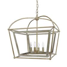 Old world design lighting French Style Designer Fabric Outlet Designer Fabric Outlet Providence Metal Lantern With Distressed Silver Gold Finish