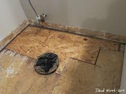 replacing bathroom suloor free home decor
