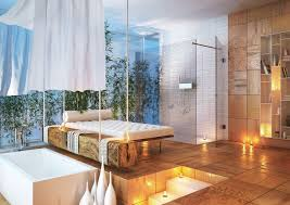 awesome bathrooms. Awesome Bathrooms Minimalist White Bathtub And Glass Cloistered Shower Area For Moma Italian Contemporary Bathroom Design With Candle Lights E