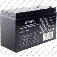 аккумуляторная <b>батарея 12V</b> 7.2Ah <b>Gembird</b>/Energenie <b>BAT</b>-<b>12V</b> ...