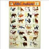 Abc Animals Wall Chart