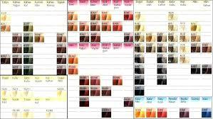Matrix Socolor Shade Chart Deepshine Color Chart Matrix