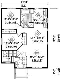 simple house plans. Brilliant Simple Simple Open House Plan  80628PM Floor Plan Main Level And Plans L