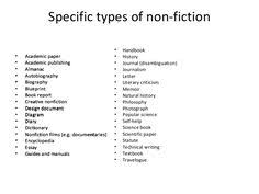 hero essay sample jpg × informational writing  image result for different types of non fiction texts