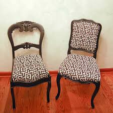 how to reupholster a dining room chair seat and back photo of fine reupholster dining chair