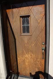 refinishing front doorSt Louis Restoration  Front Door Refinishing
