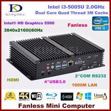 Pc Mini Hd 5500 Core hdmi Graphics Dual I3 Itx Intel 5005u 2 5BrBpx