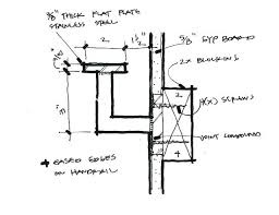 stair handrail details dwg stair railing details stair handrail to barade detail google search stair handrail stair handrail details