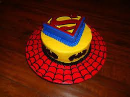 Superhero Cake Design Buttercream Superhero Birthday Cake Superhero Cake