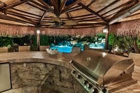 Tropical Outdoor Kitchen Designs Interesting Ideas
