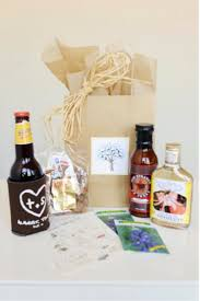 dallas wedding planners blog welcome bags for out of town guests