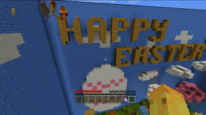 Happy Easter Xbox Minecraft Xbox 360 Happy Easter Hide And Seek