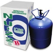 Nu22b Pressure Temperature Chart Icor Nu 22b Refrigerant