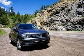 2018 volkswagen tiguan. interesting volkswagen atop the heap is 37150 sel premium thatu0027s a lot of scratch but it  comes positively loaded to gills with 19inch wheels led headlights  with 2018 volkswagen tiguan