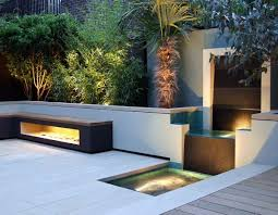 Small Picture Contemporary Small Garden Design Creative Yard Landscaping Ideas