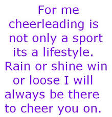 Cheerleading Quotes Fascinating Best Cheerleading Quotes WeNeedFun