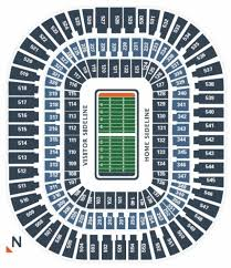 Carolina Seating Chart Buy Sell Carolina Panthers 2019 Season Tickets And Playoff