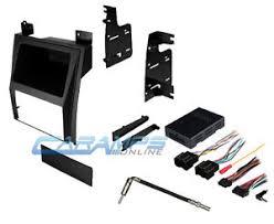 escalade car stereo radio dash kit bose onstar interface image is loading escalade car stereo radio dash kit bose