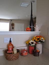 Fall Kitchen Decorating My Monochrome Autumn Home Decor Grace Image Arafen