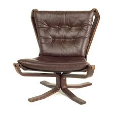 norwegian vintage office chair. Norwegian Vintage Lounge Chair Office I