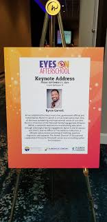 "Byron V. Garrett on Twitter: ""Super excited to be onsite for the 2019  Florida Afterschool Conference in Orlando, FL @AfterschoolFASA #FL21CCLC  #FASA2019 #AFTERSCHOOLWORKS… https://t.co/R3e5L8NzRF"""