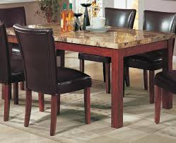 marble top dining room table. Real Marble Top Dining Table # 120311 Room